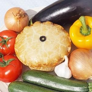 Vegetarian Pies